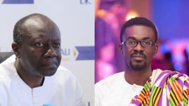 Ken Ofori Atta and Menzgold boss Nana Appiah Mensah