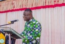 Mr. Kofi Ofori