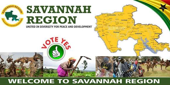 Savannah Region