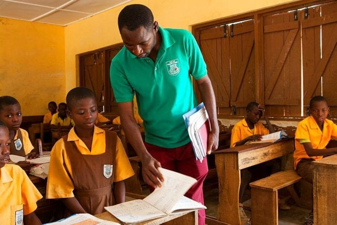 Image result for teaching learning in Ghana