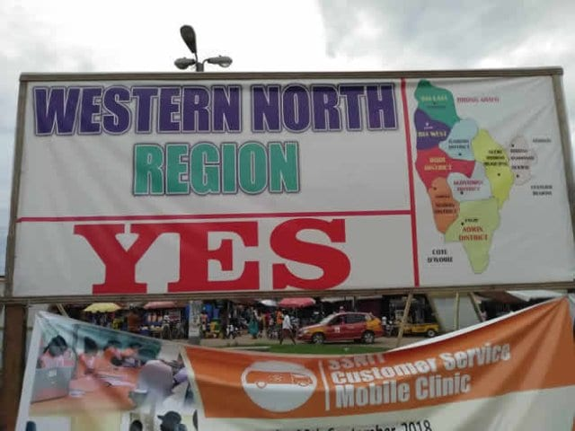 Western North