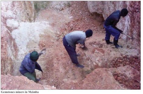 Mzimba Gemstone Miners