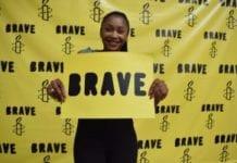 Amnesty Nigeria bravery