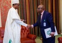 Buhari and CJN