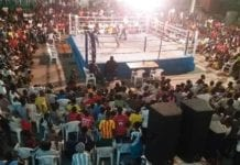 Bukom Fist Of Fury