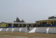 Chinese Ambassador inaugurates classroom blocks at Akyem Awisa