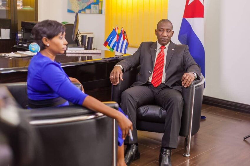 Ghana – Cuba relations