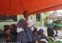 Photo Mr Solomon Atigah Chairman of the Board of Directors of the bank