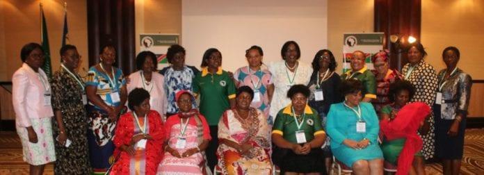 Namibia hosts Pan-African women's regional secretariat