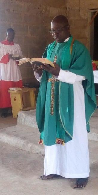 Reverend Father David Akurikiya