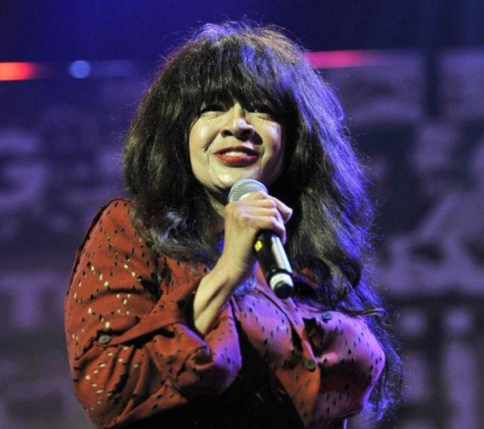 Ronnie Spector Sorry she was not of help to Amy Winehouse