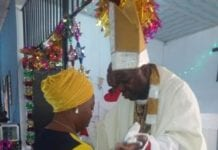 Right Reverend Dr Jacob Kofi Ayeebo