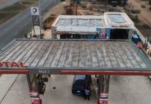 Total Ghana Solar Station