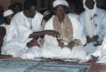 Tijaniyya Muslim