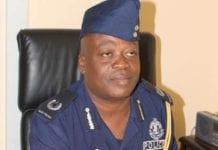 Assistant Commissioner of Police David Eklu