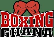 ghana boxing federation logo