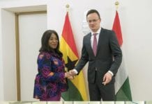 Ghana-Hungary bilateral agreement
