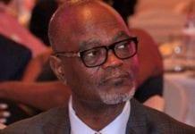 Dr Kofi Amoah,