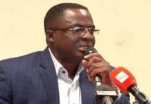 Mr. Ben Nunoo Mensah