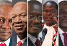 NDC aspirants