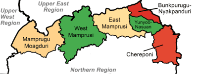 north east region