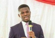 Sammy Gyamfi (NDC Communication Officer)