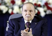M. Abdelaziz Bouteflika