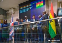 London Stock Exchange and Ghana