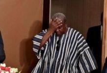Ex-president Mahama