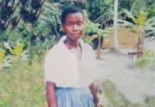Georgina Ama Amenyo