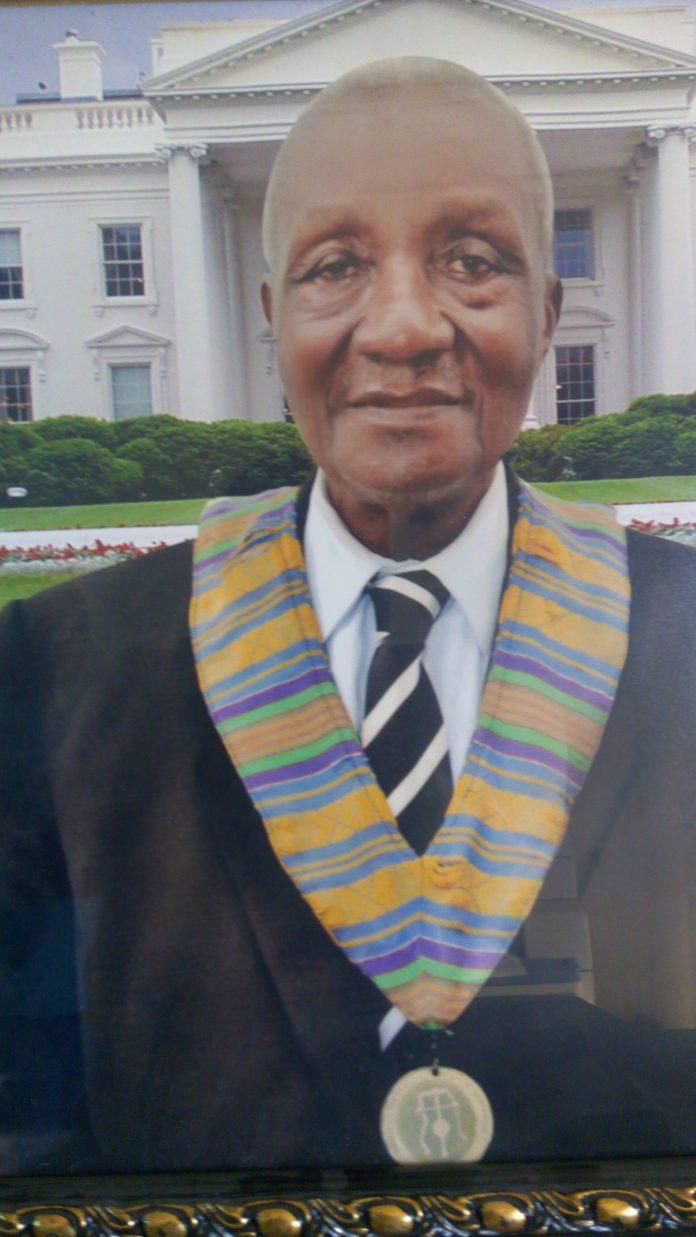 Dr. Ebenezer Moses Debrah