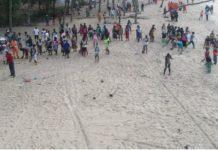 Eni Ghana's Project Clean Beach