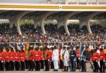 Ghana Parade