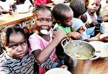 Ghana Reduced Hunger and Malnutrition