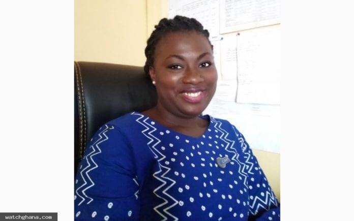 Ms Esi Andoh, Executive Secretary, IWEN