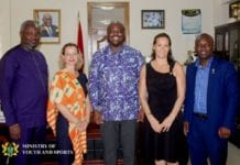 Moys partners education ministry
