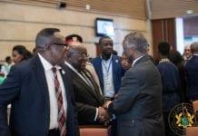 President AU