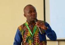 Professor Twumasi