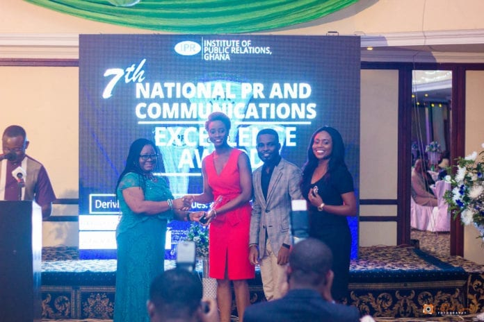 2018 Institute of Public Relations Excellence Awards