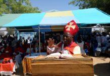 Right Reverend Dr Jacob Kofi Ayeebo