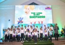 Kids in Worship Concert