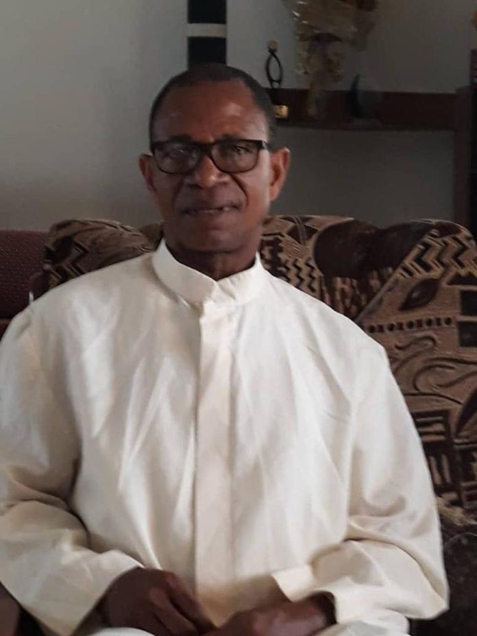 Reverend Father John Alphonse Asiedu