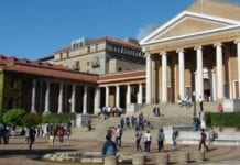 University of Cape Town in South Africa