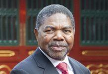 Ali Mohamed Shein, president of Tanzania's semi-autonomous region Zanzibar. XINHUA PHOTO - WANG YE