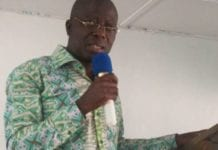 Dr. Emmanuel Nyaamekye,