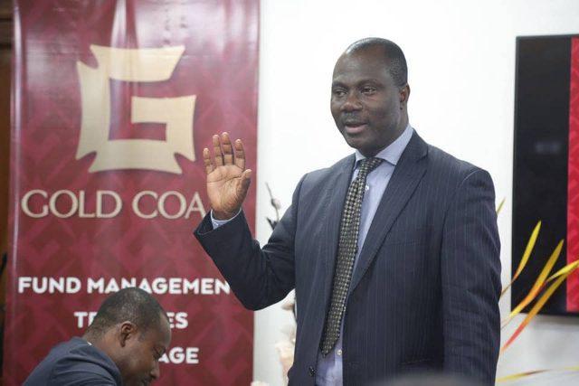 Mr. Kwame Ofori Asomaning, MD of Gold Coast