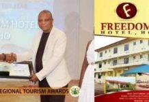 Ho Tourism Awards