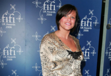 Jade Goody's mother Jackiey Budden