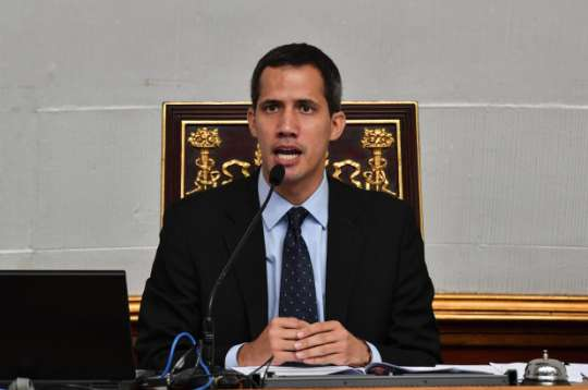 Juan Guaido,