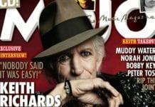 Keith Richards covers MOJO